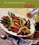 The Vegetarian Table: ITALY cookbook by Julia della Croce (paperback)
