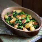On Broccoli Rapini: When Bitter is Sweet