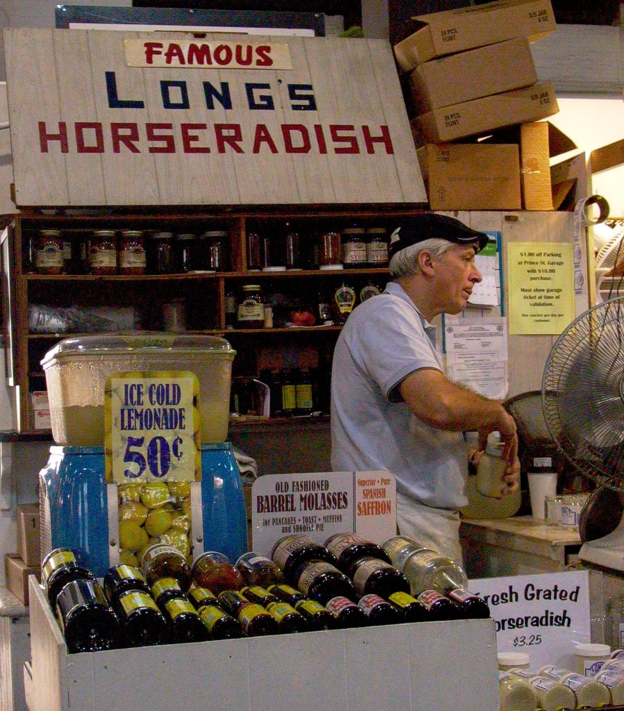 A family business, Long's Horseradish.  Photo: Nathan Hoyt