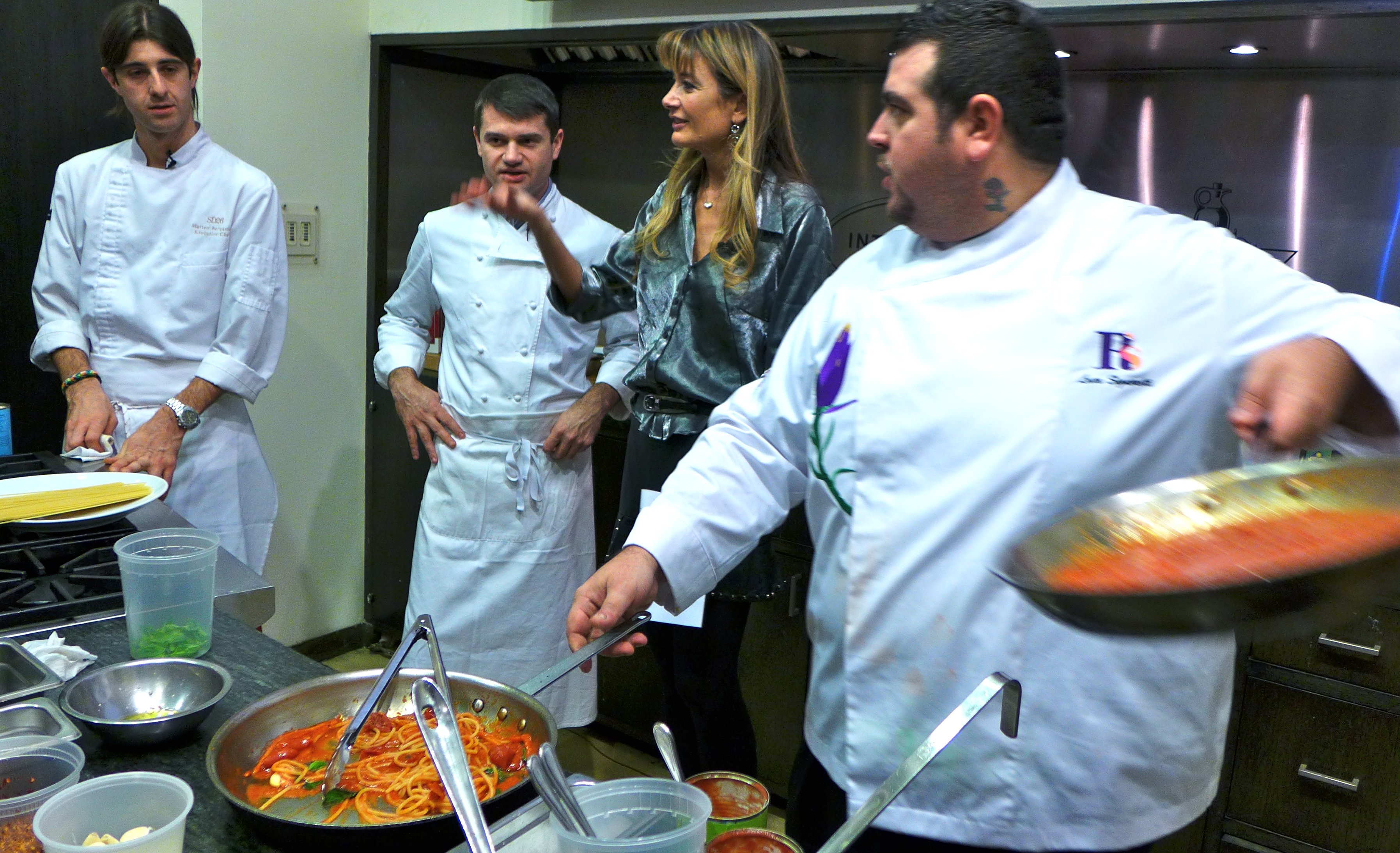 Italian Chefs Fight Forgery of Italian Food with Official Recipe for ...