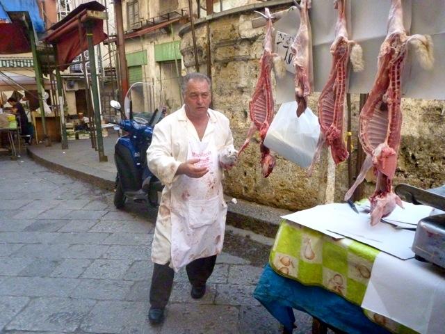 Ballarò market, Palermo. | Photo: Julia della Croce