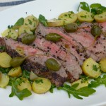 Steak and Potatoes Take on New Meaning Doused with Bold Olive Oils