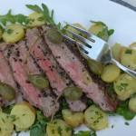 Readers Write: About that Peppery Steak Salad Scented with Olive Oil...
