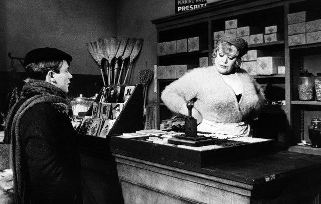Scene from Federico Fellini's Amarcord