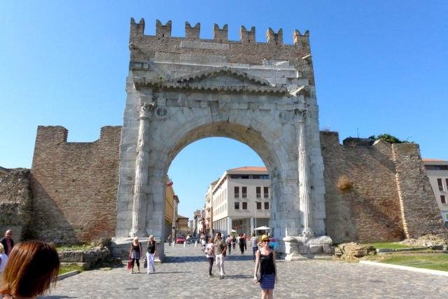 Arch of Augustus, c.