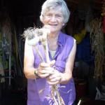 Happy Birthday Joan Dye Gussow!