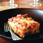 How to Make Sumptuous Lasagne without the Pasta — Use Polenta!