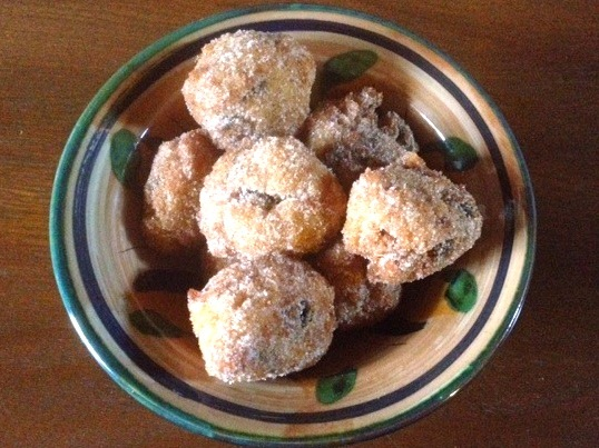 Go make yourself some frittelle. ©Michael LaPlaca/aWeekinUmbria