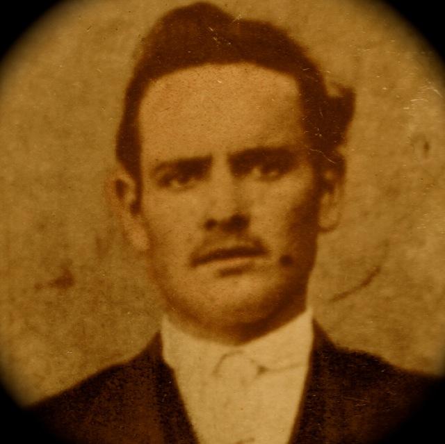 Grandfather Giuseppe della Croce c. 1908