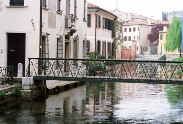 Treviso canal.
