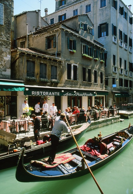 Fondamenta Ostraghe, Venice