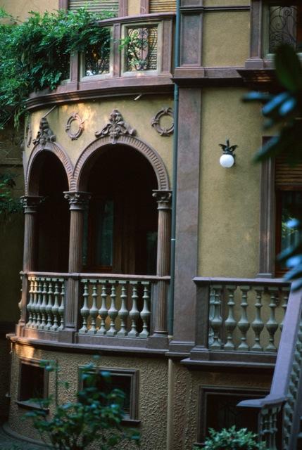 Villa, Rovigo.